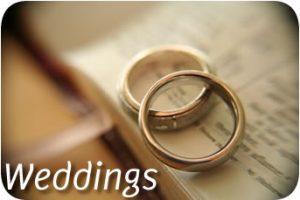 Lepton weddings