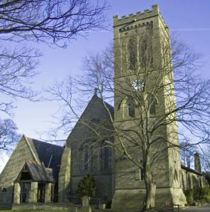 Lepton church hall