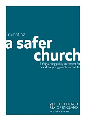 cover of promoting a safer church